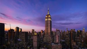 TOP 5 tòa tháp mang phong cách Art Deco đẹp hút hồn